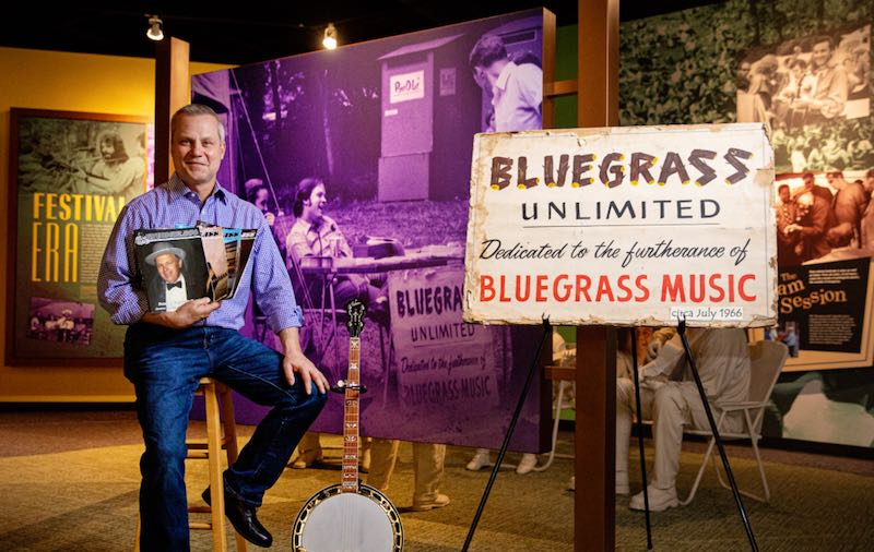 Bluegrass Music Hall of Fame & Museum ensures the legacy of bluegrass music's most important publication - Bluegrass Unlimited.