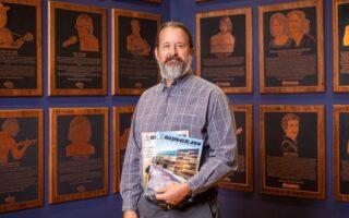 Dan Miller Called to Bluegrass Unlimited
