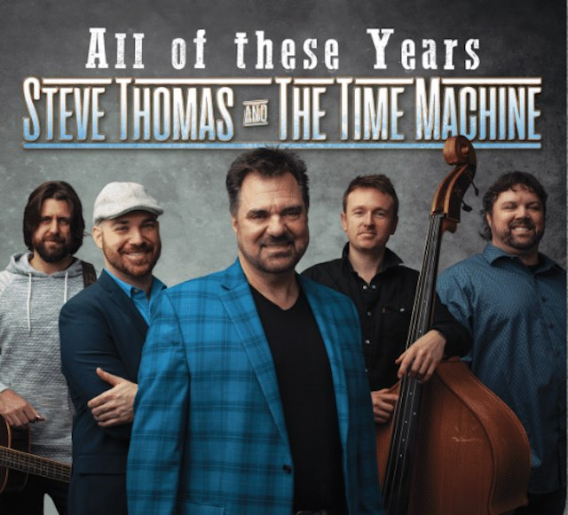 Steve Thomas New CD