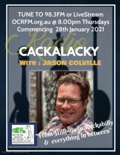 Cackalacky Radio Show