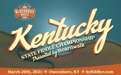 Kentucky State Fiddle Championship on The Move