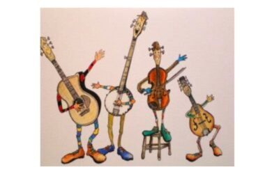 Bluegrass JamFest For Lake Tabourie