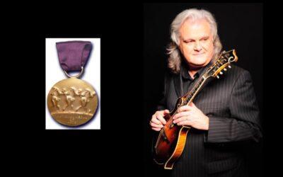 National Arts Medal for Ricky Skaggs
