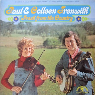 Paul and Colleen Trenwith album