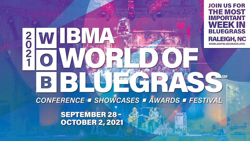 World of Bluegrass progress