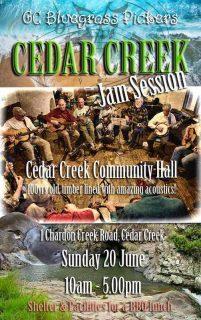 GC Bluegrass Pickers