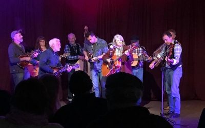 Sydney Bluegrass & Old-Time Music Jam on Covid Pause