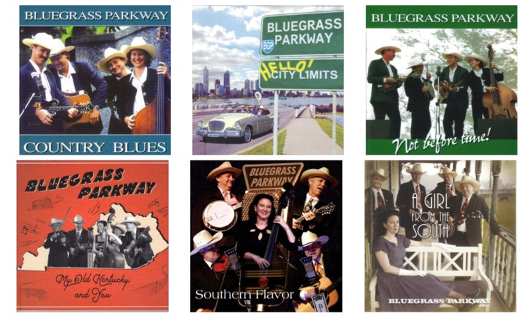 Bluegrass Parkway CD Collection
