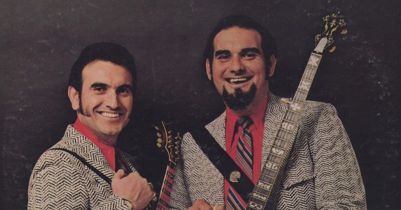 The Osborne Brothers sing Rocky Top