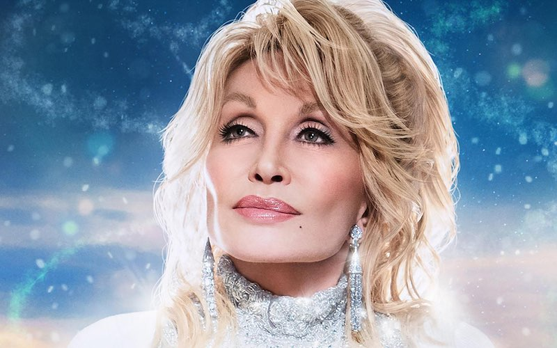 Dolly Parton With 1st Country Faith Bluegrass
