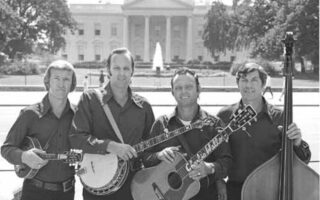 Country Gentlemen at the White House.