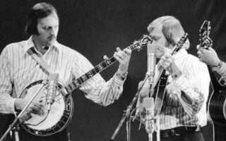 Bill Emmerson and Doyle Lawson