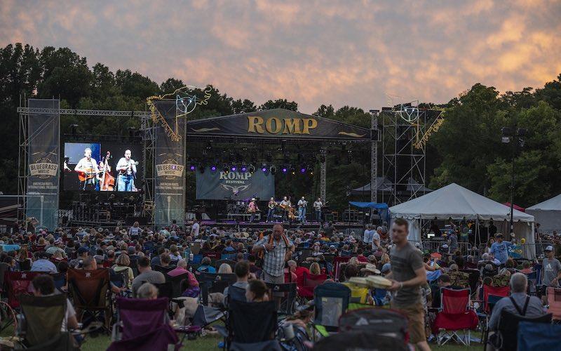 ROMP Festival Recap